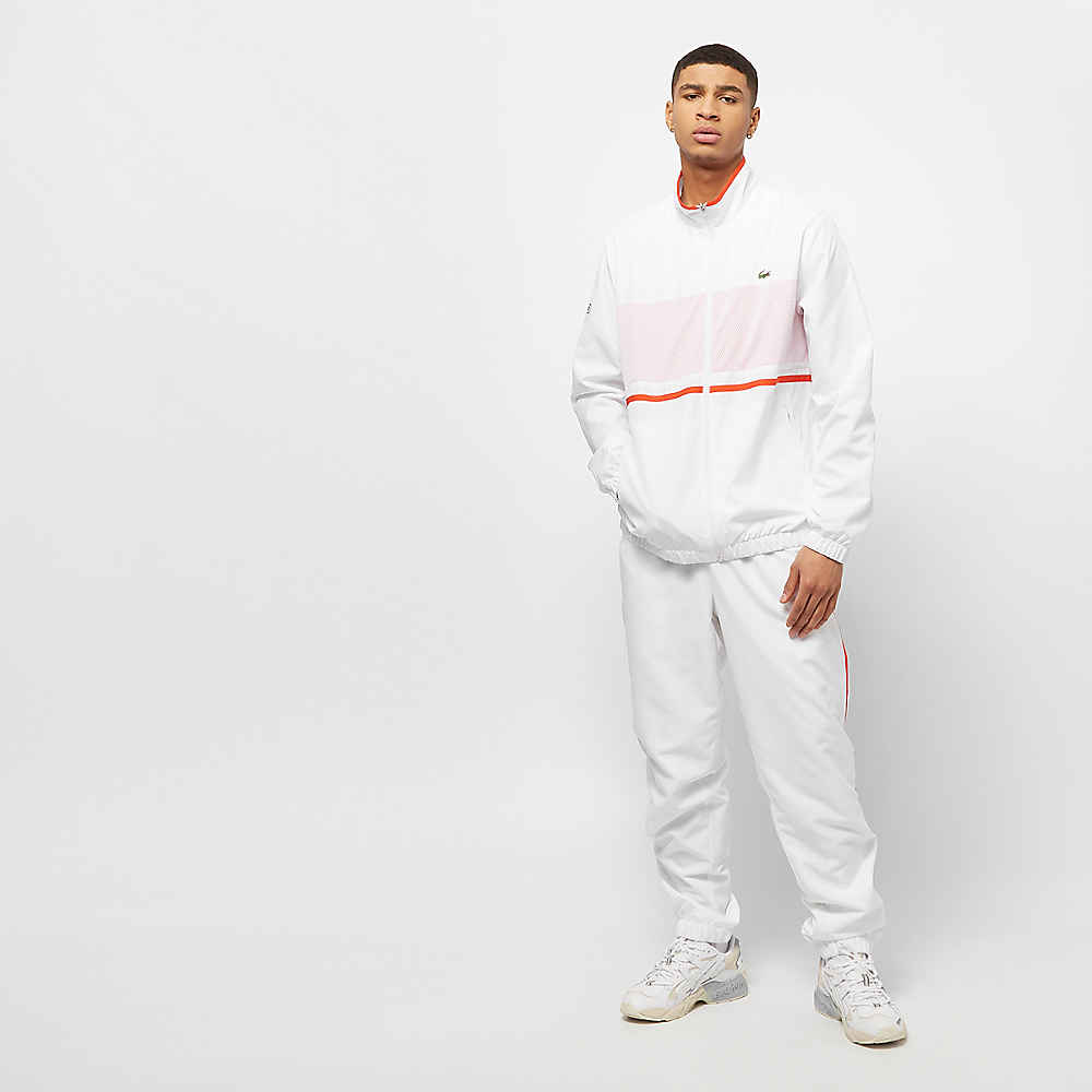 f874347f5 Compra Lacoste Men Tracksuit white mexico red navy Chándal en SNIPES