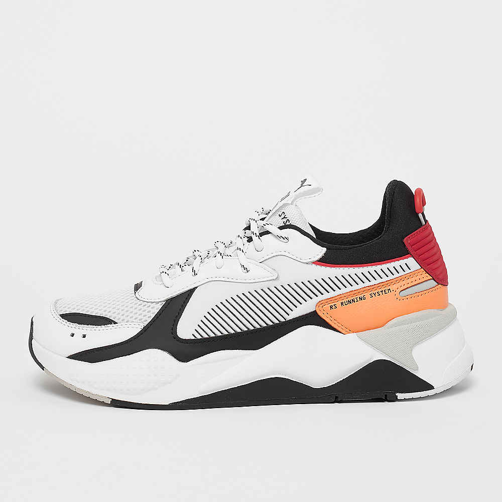RS-X TRACKS puma white/puma black