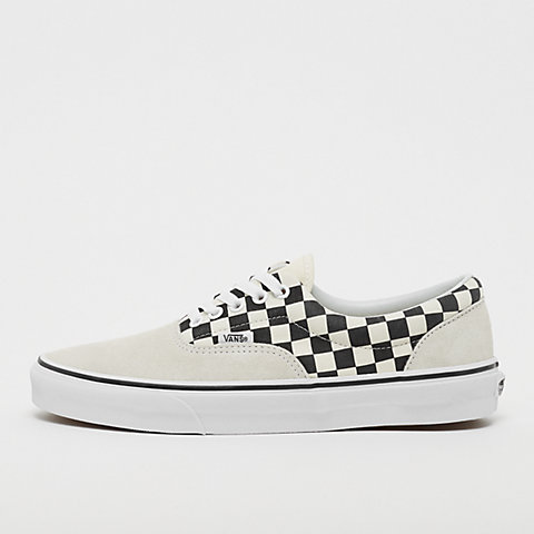 d44b5fa89c5 VANS. Era (Primary Check) marshmallow/black