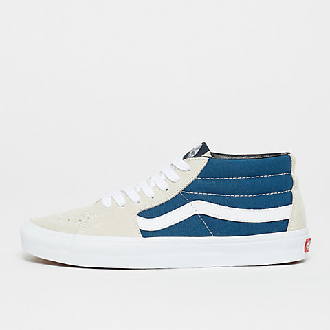 42dffecff37b30 VANS UA SK8-Mid (Retro Skate) turtledove/sailor blue
