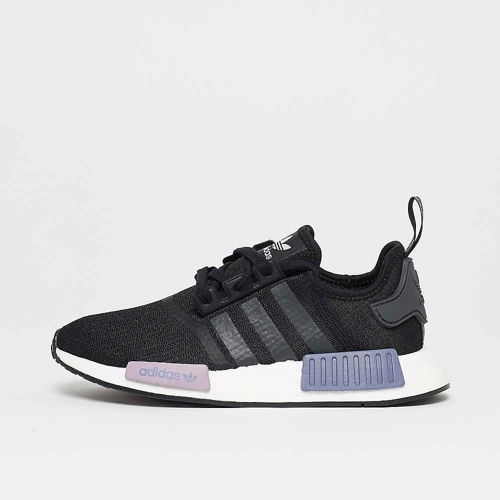 NMD W black/carbon/raw indigo