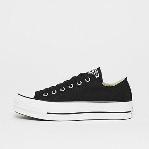 7f205fe10a4 Converse. Chuck Taylor All Star Lift Ox black white white