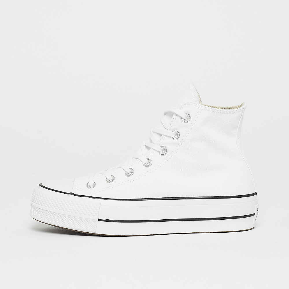 0358127f848 Converse Chuck Taylor All Star Lift Hi white/black/white Sneaker bei SNIPES  bestellen