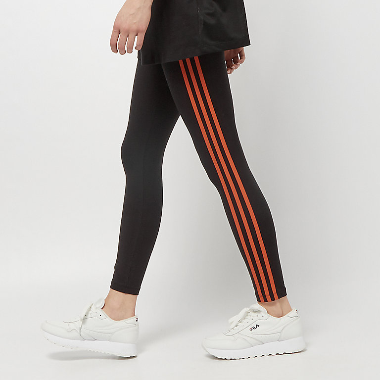 e808c551f06d68 adidas Tights black/craft orange Leggings bij SNIPES bestellen