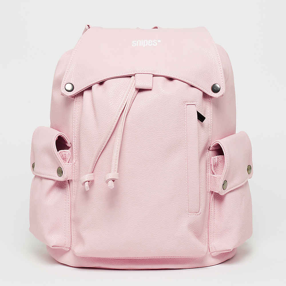 Compra SNIPES Fake Leather Backpack rose Mochilas en SNIPES 42ea24b7e39c2