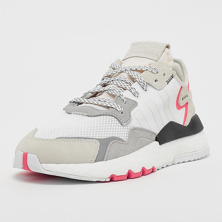 NITE JOGGER Zapatillas footwear whitecrystal whiteshock red