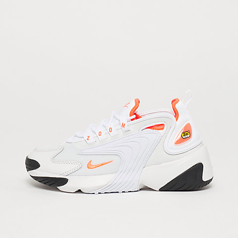 NIKE WMNS Zoom 2K white/black Sneaker bei SNIPES