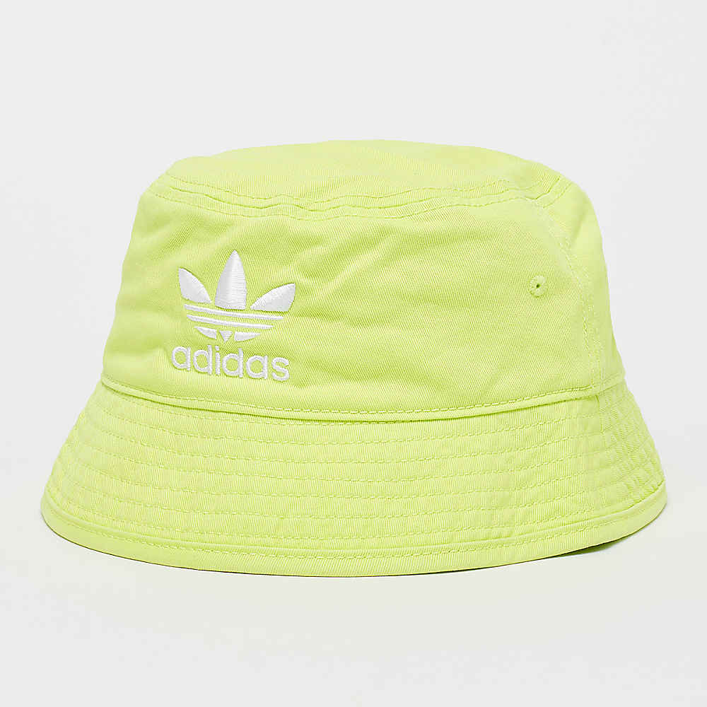 Bucket Hat AC semi frozen yellowwhite