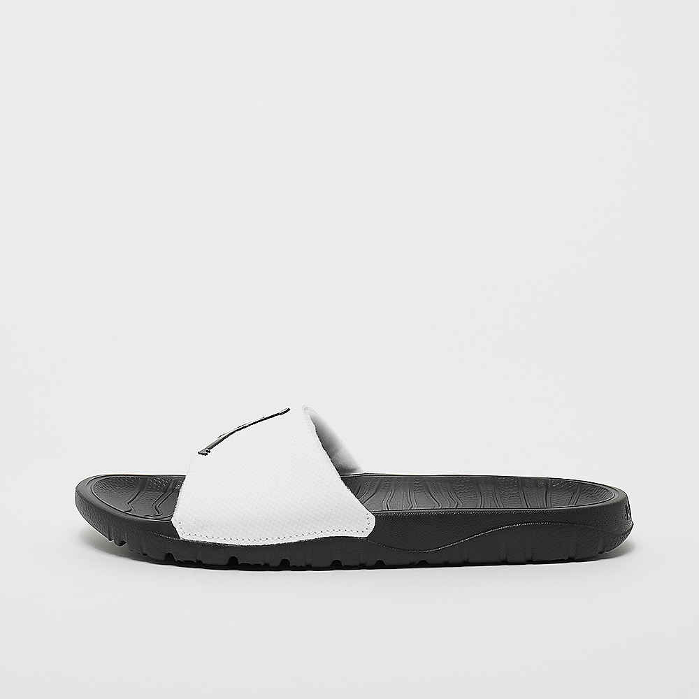 low priced fed4e 5a7ce JORDAN Jordan Break Slide (GS) white black black Sandalen bei SNIPES  bestellen