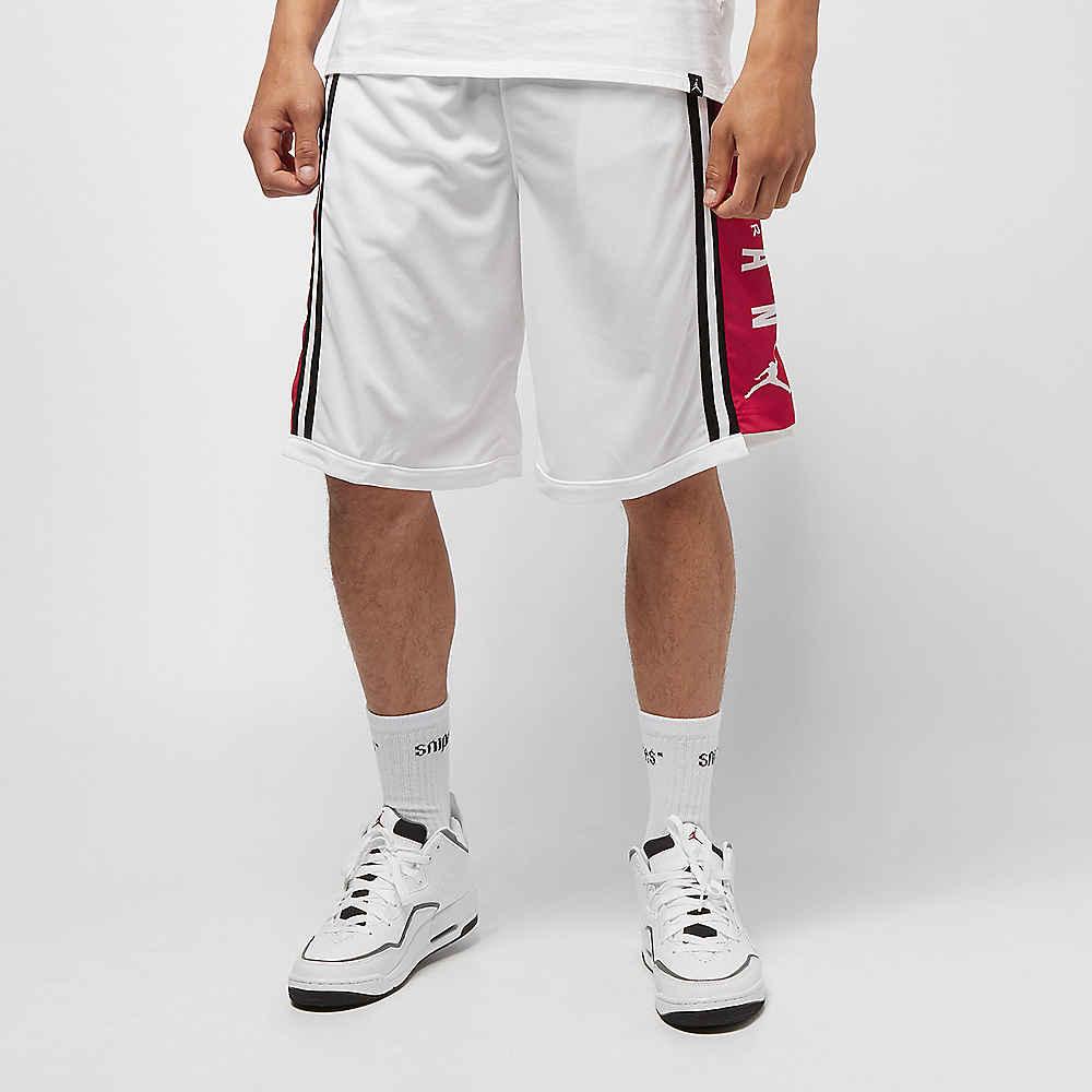 fbaff4af944 Jordan HBR BASKETBALL SHORT white/gym red/black bei SNIPES bestellen