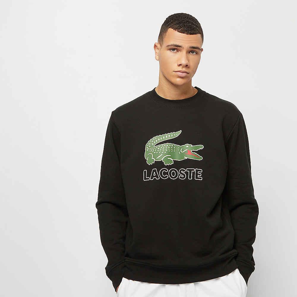 5e3bc310d Lacoste Sweatshirt black Sweatshirts bij SNIPES bestellen