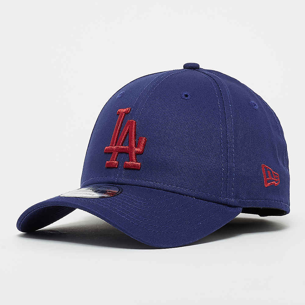 Compra New Era 9Forty MLB Los Angeles Dodgers Essential dark royal hot red  Gorras de Baseball en SNIPES 851b3b4aa43