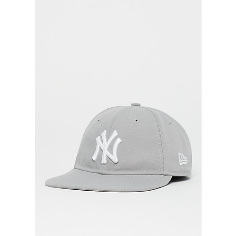 a7a8671e7c6463 New Era 9Forty MLB New York Yankees Packable gray/optic white