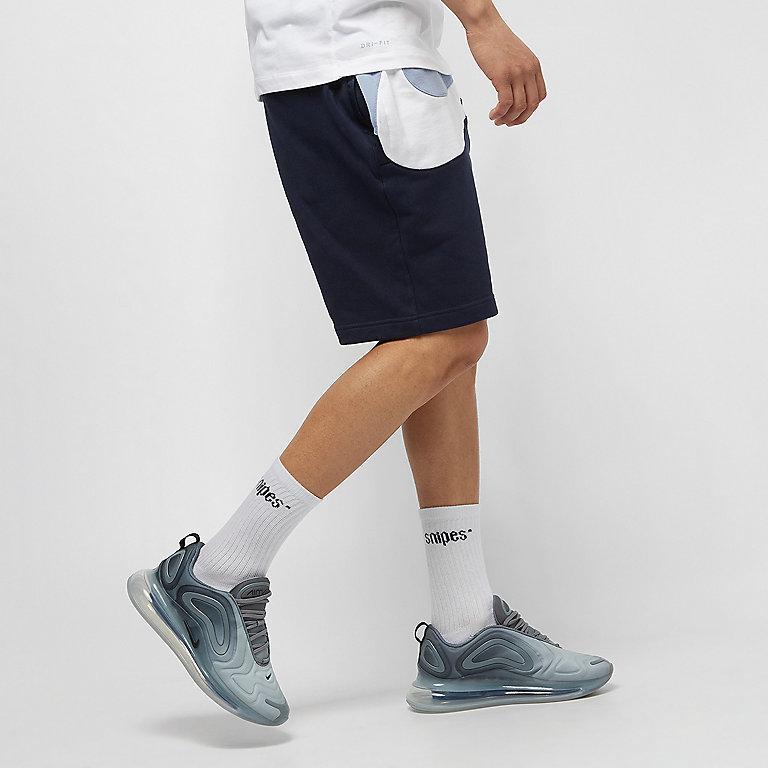 big sale running shoes website for discount NSW HBR SHORT FT STMT obsidian/white/indigo fog/obsidian