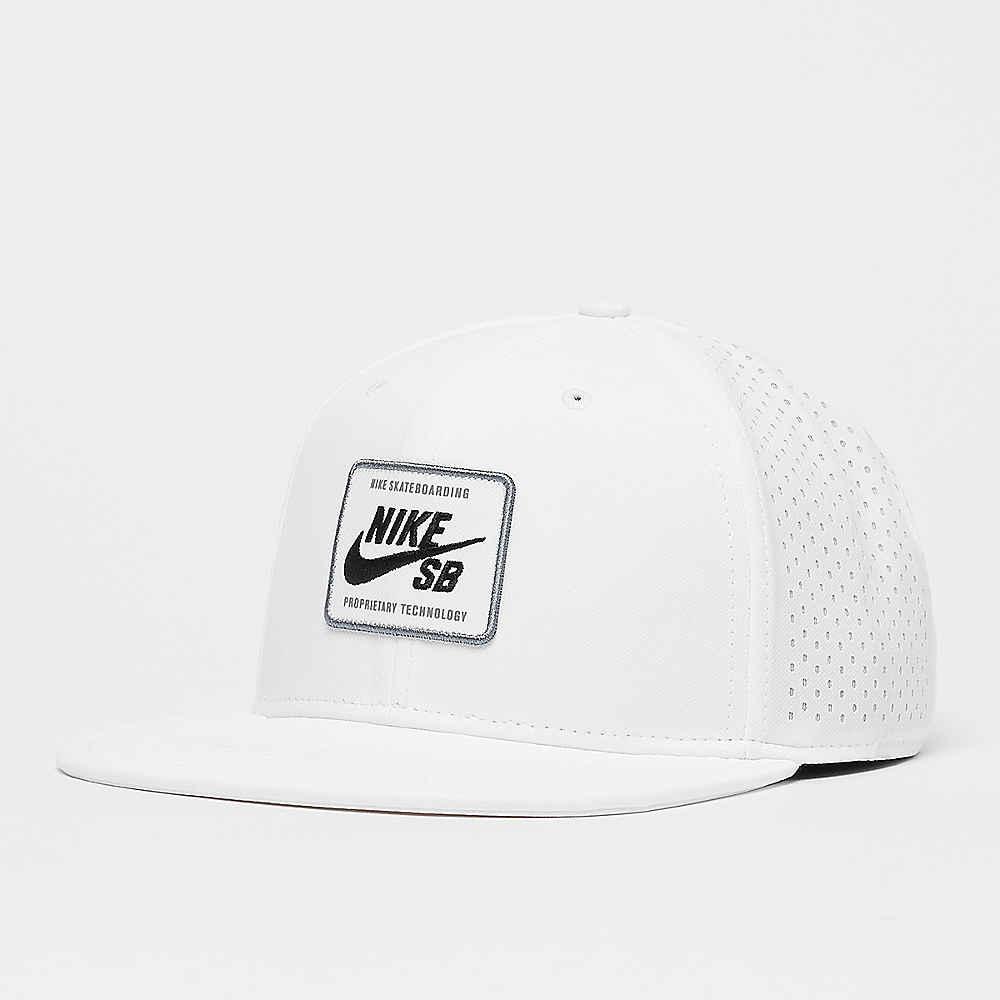 88f7384626d73 NIKE U NK AROBILL PRO CAP 2.0 WHITE BLACK Baseball Caps bij SNIPES bestellen