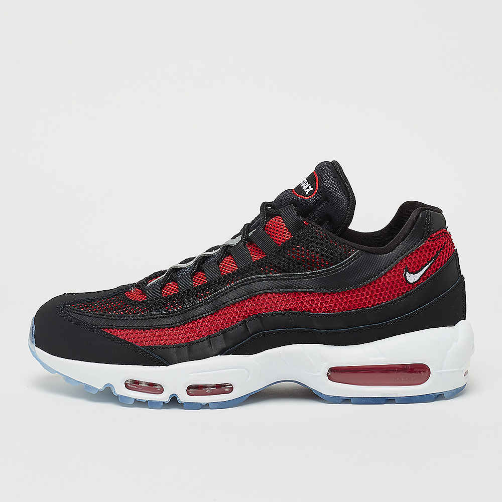 Air Max 95 Essential blackwhiteuniversity red