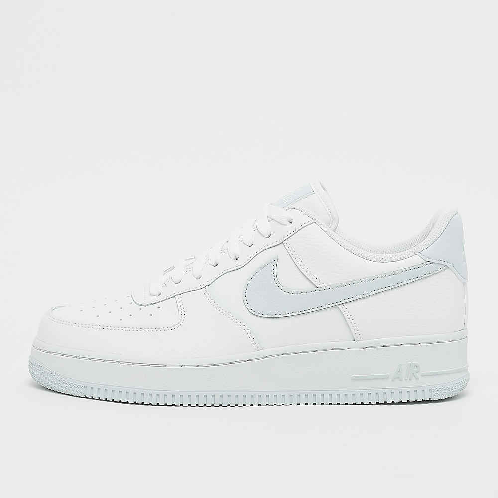 Air Force 1 Su19 07 Silver Platinummetallic Whitepure l13cTFKJ