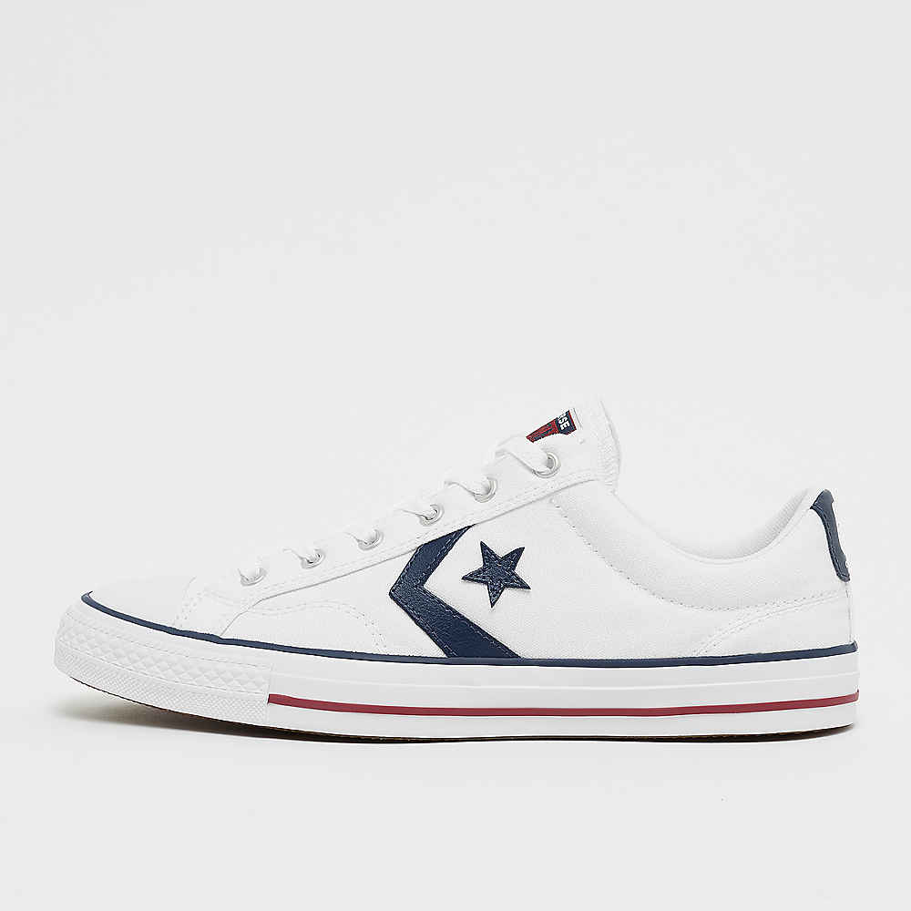 Star Player Ox white/white/navy