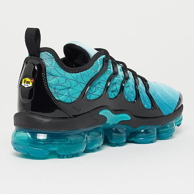 11700d6d26 NIKE Air VaporMax Plus spirit teal/black/green abyss Sneaker bei SNIPES  bestellen