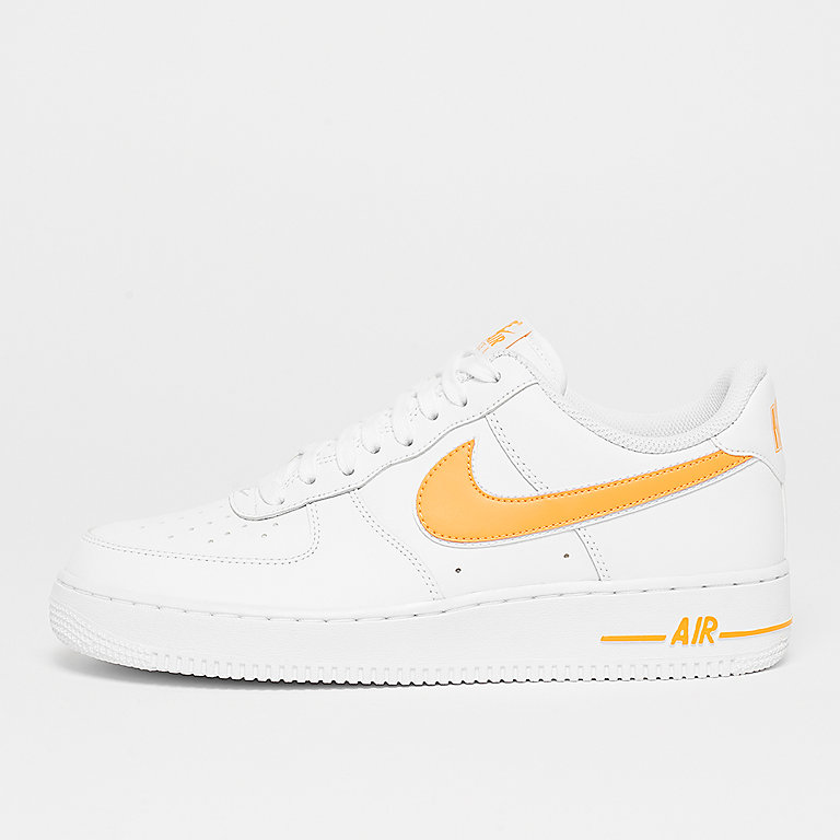 Air 3 07 Force 1 Gold Whiteuniversity Nmvnw80