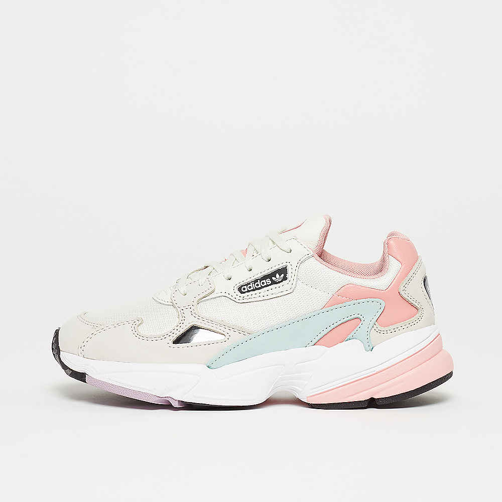 Falcon W white tint/raw white/trace pink