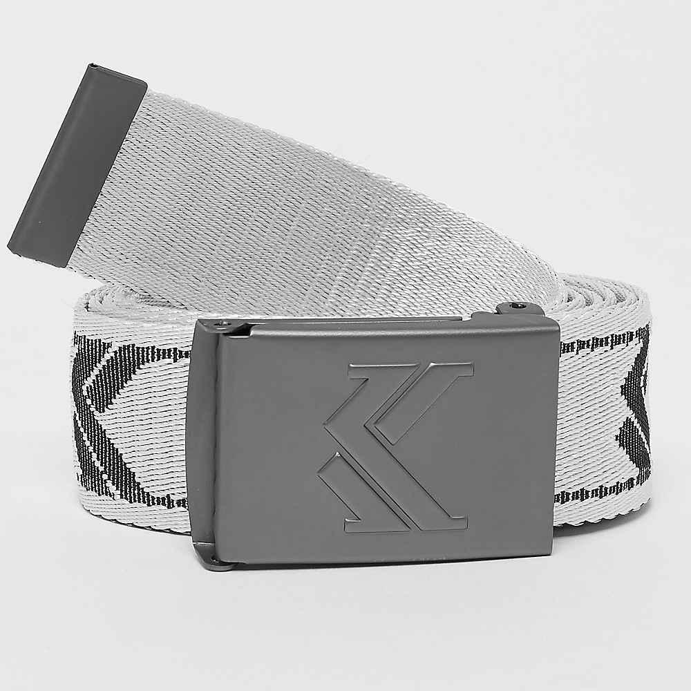 echte Qualität Schlussverkauf näher an KK Retro Buckle Belt white/black