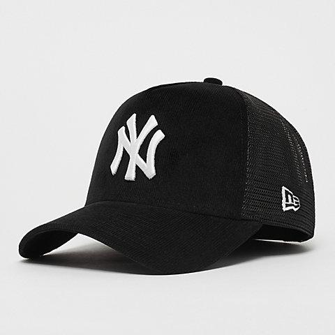 ae2cbe8af55 New Era. Micro MLB New York Yankees Cord Trucker black opitc white