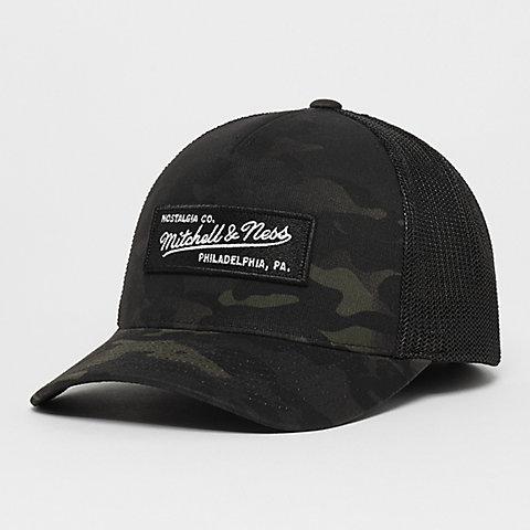 274ac3d331aaa0 ... Snapback black camo · Mitchell & Ness