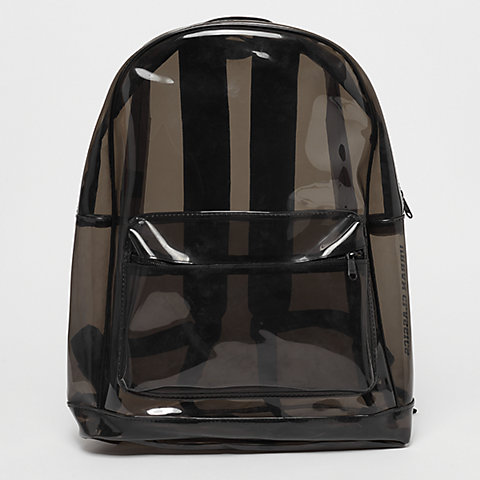 28f558cc4d7f9 Urban Classics. Transparent Backpack transparentblack