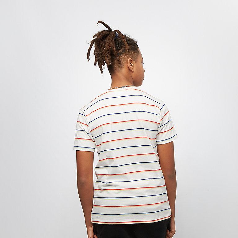 ad371d1ccb Commander Lacoste T-Shirt farine/multicolor chez SNIPES