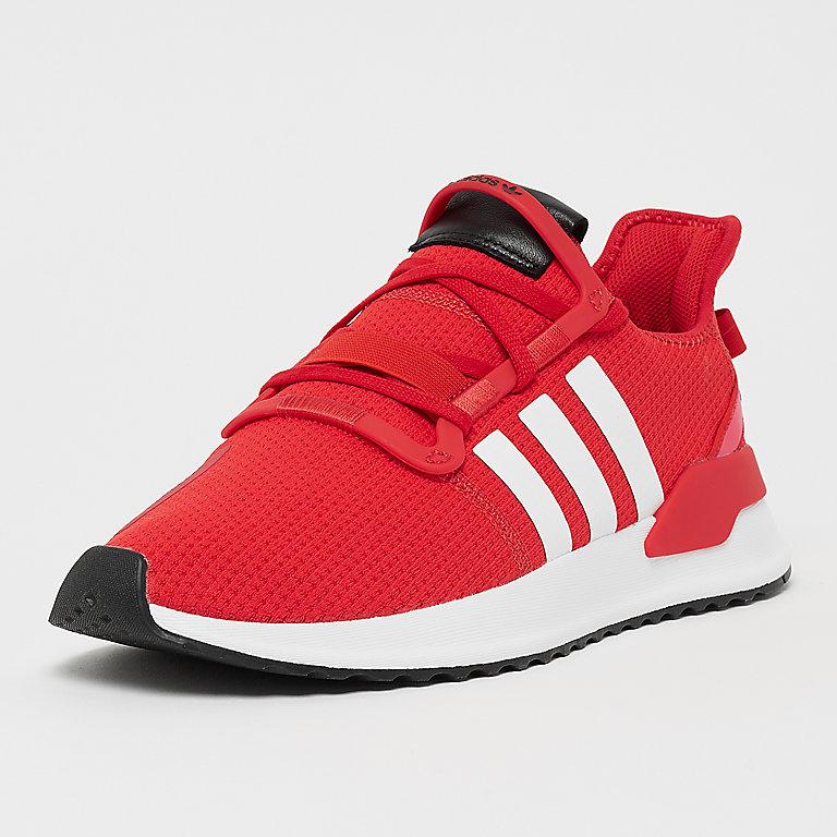 adidas U_PATH RUN scarletftwr whiteshock red bei SNIPES
