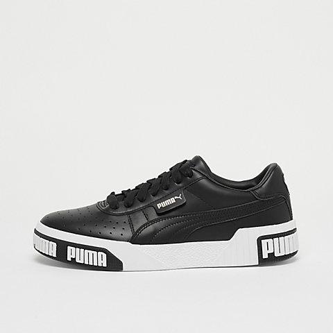 f8a8fd29b3 Puma Cali Bold Wmn's puma black/metallic gold
