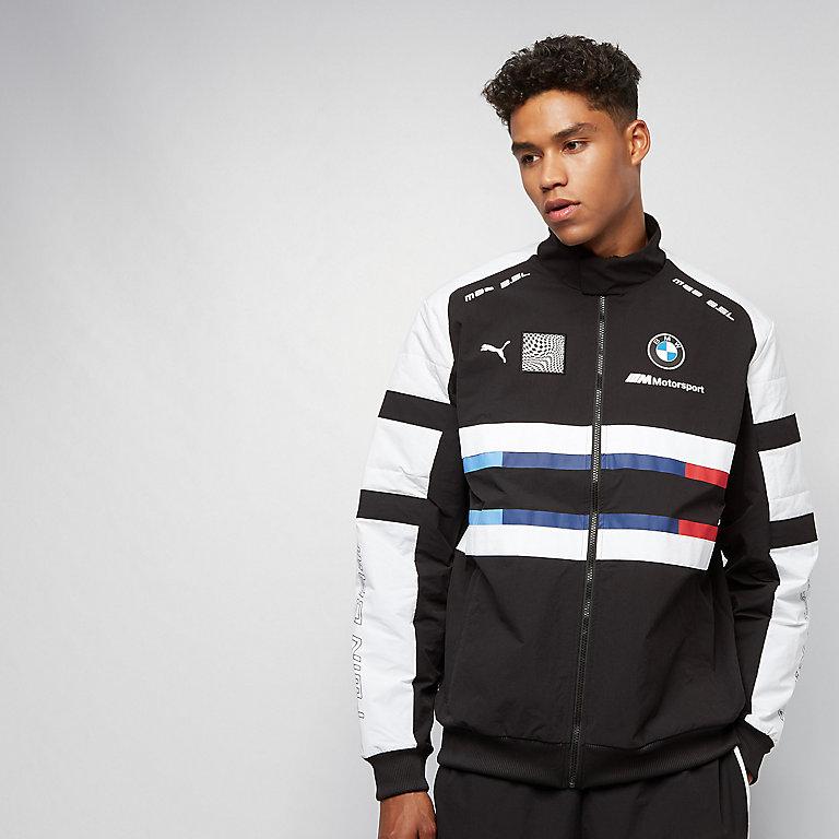 BMW MMS Street Woven Jacket puma black