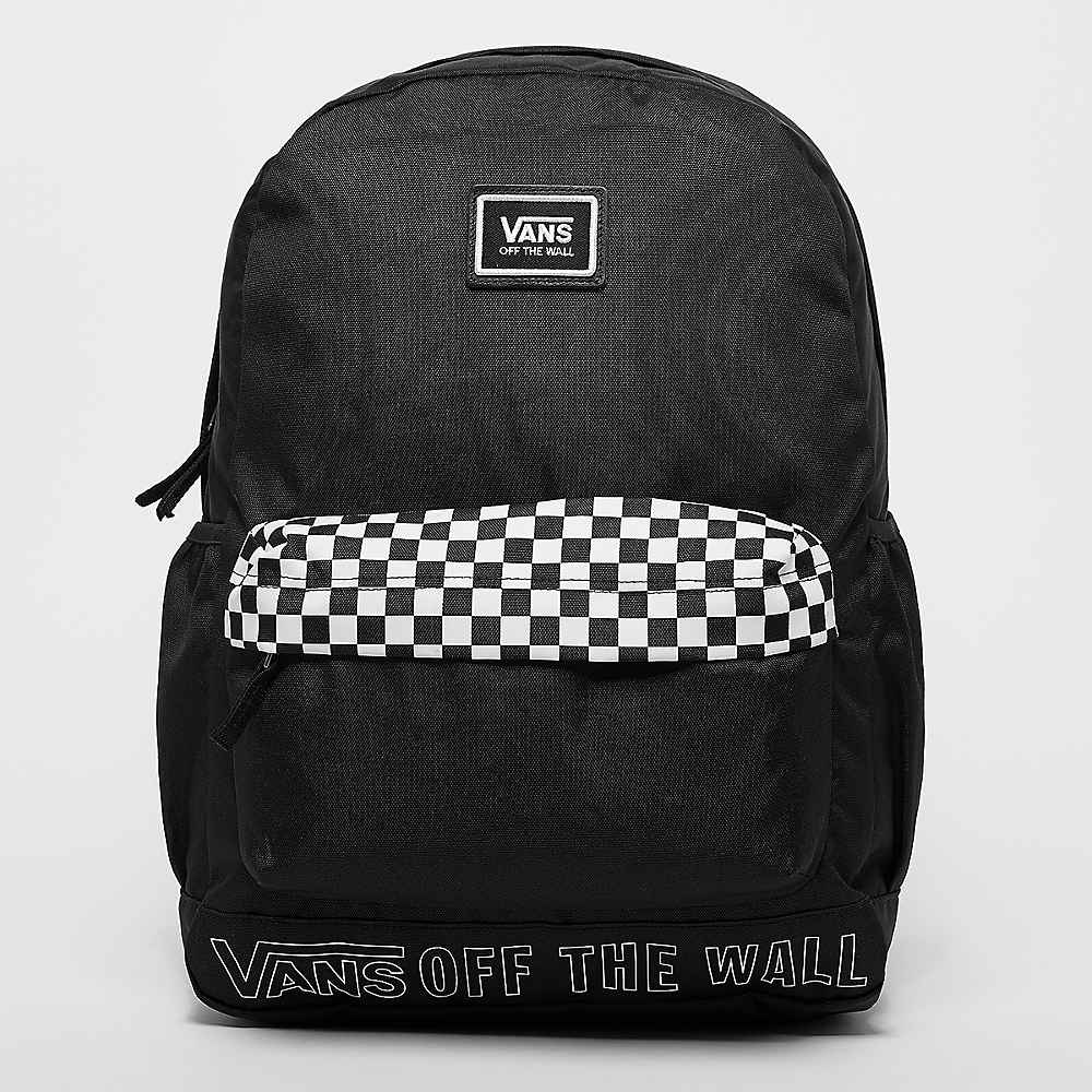 c16775ff1f925 Compra VANS Sporty Realm Plus Backpack black-surround Mochilas en SNIPES