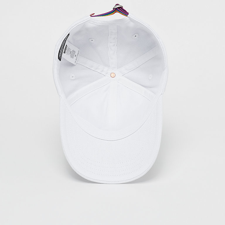 1cd39a2d1 Pride Hat regular white