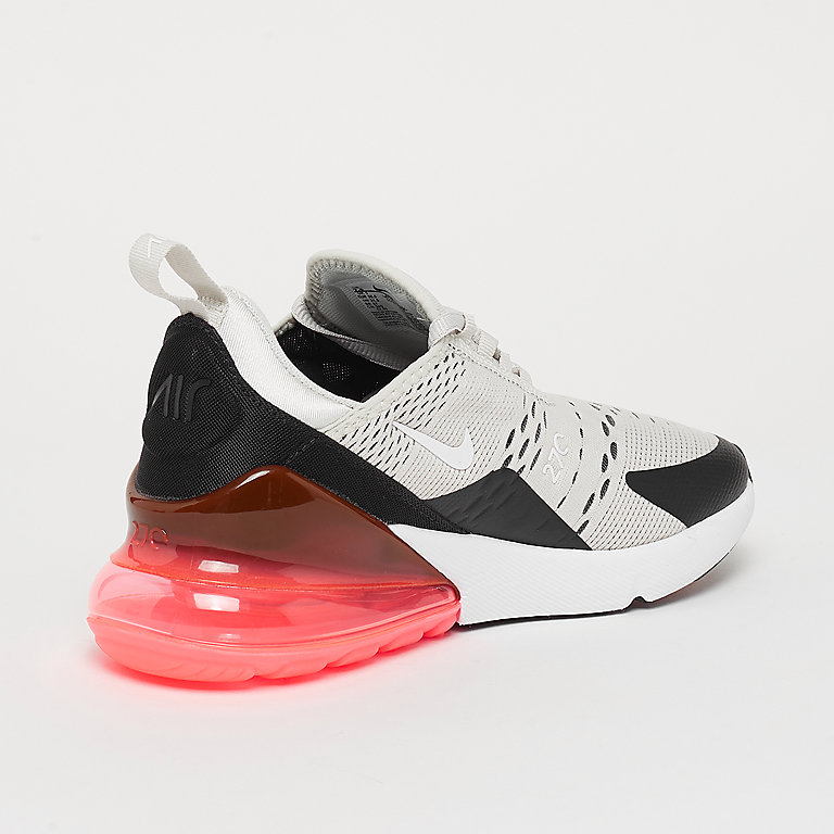 Air Max 270 blacklight bonehot punchwhite