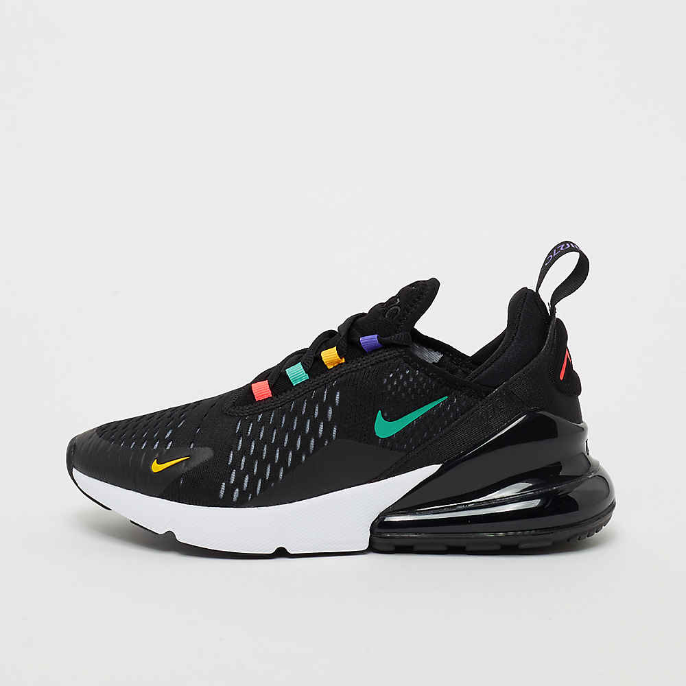 WMNS Air Max 270 black/flash crimson/university gold black/flash  crimson/university gold