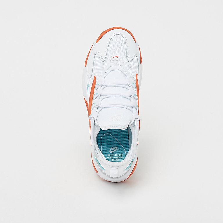 Nike Wmns Air Force 1 `07 SE White Light Aqua Cosmic Clay