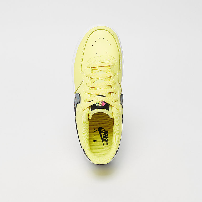 Air Force 1 LV8 3 (GS) yellow pulse blackwhitewhite