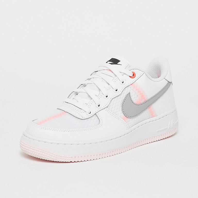 Nike Air Force 1 LV8 1 Sneakers WhiteAtmosphere GreyOff Noir