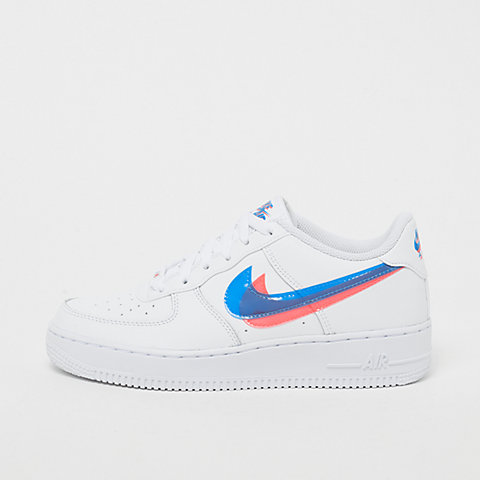 NIKE Air Force 1 (GS) whitewhite Fashion Sneaker bei SNIPES
