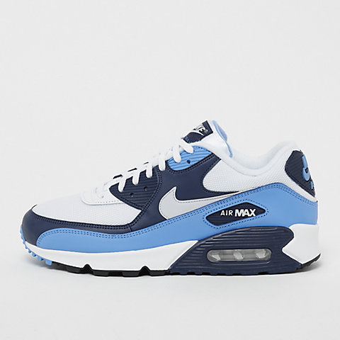 Nike Air Max 90 Blue Electric Green Hyper Pink Trainers