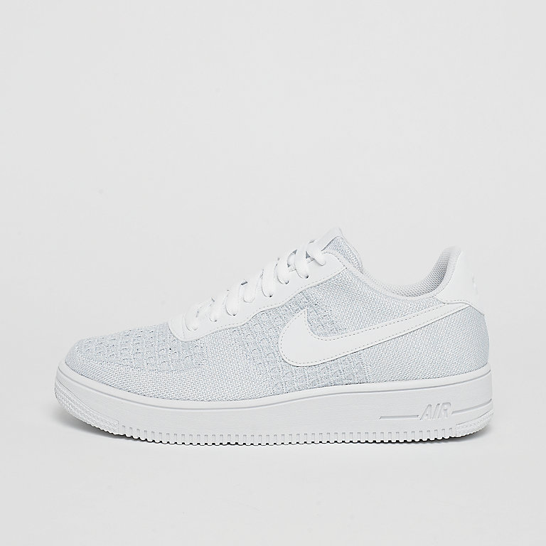 Air Force 1 Flyknit 2.0 white/pure platinum/pure platinum white/pure  platinum/pure platinum