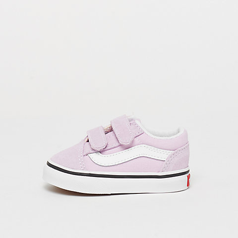 vans authentic granate mujer