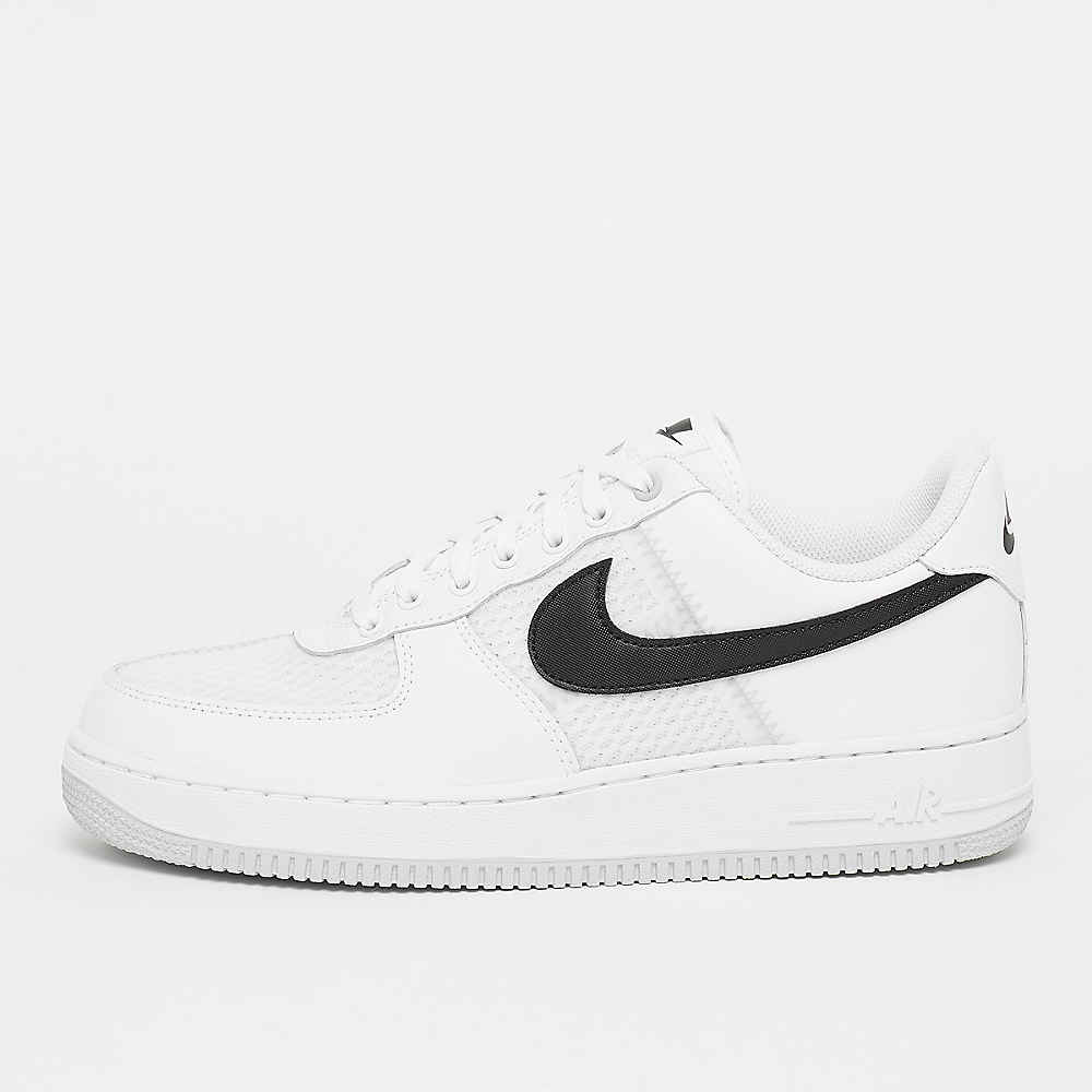 AIR FORCE 1 '07 LV8 Trainers whiteblackpure platinum