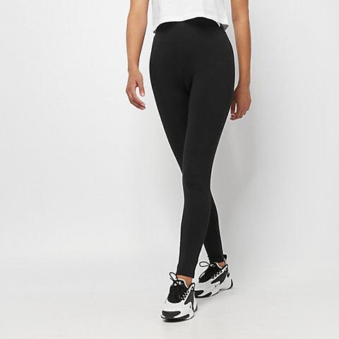 47a97cef9ef53c Urban Classics Ladies High Waist Leggings black