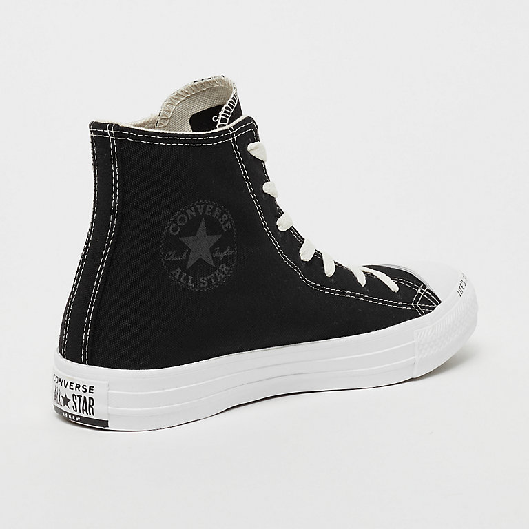 Converse Chuck Taylor All Star Hi Renew Canvas Black Black