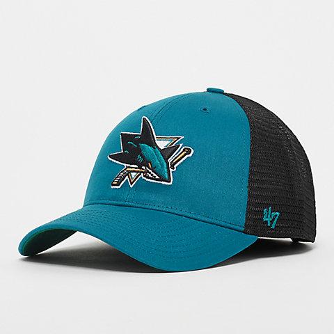 8f15c4f2a26af8 47 Brand NHL San Jose Sharks Branson dark teal
