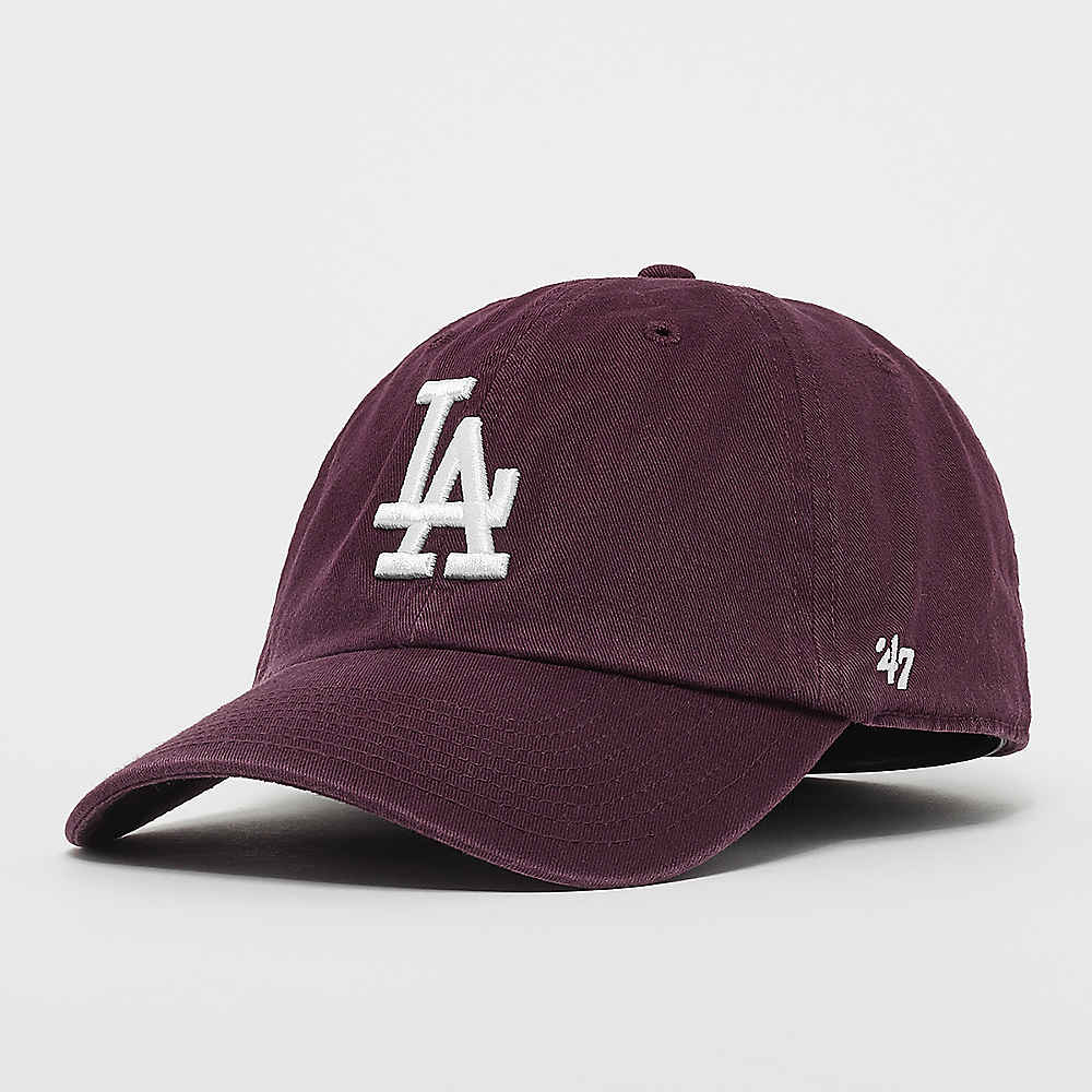 Compra 47 Brand MLB Los Angeles Dodgers  47 Clean Up dark maroon Gorras de  Baseball en SNIPES a64d63f3677