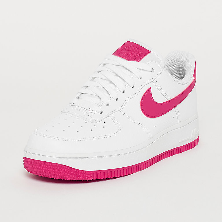 nike air force red white